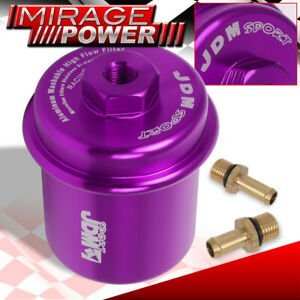Jdm Sport Performance High Flow Fuel Filter Honda S2000 Civic Prelude Accord