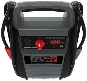 Truck Battery Booster Pack Jump Starter Box Portable 12v Heavy Duty Pro Series