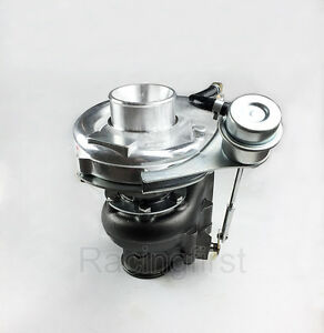 T3 t4 T3 Ball Bearing Turbo Universal T3 V band Turbo Charger Internal Wastegate