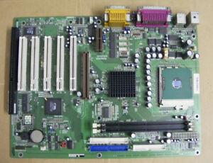 1pc Used Wincor Nixdorf Embedded Pc 1750031813 Industrial Motherboard