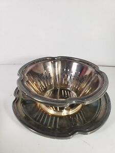 Reed Barton Silver Soldered Bowl