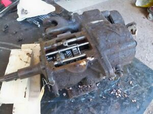Transmission Transfer Case Willys Mb Slatgrill Ford Gpw Early