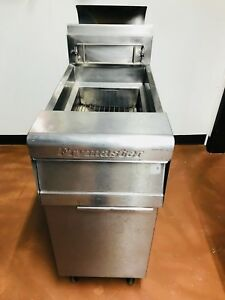 Frymaster Gas Deep Fryer two Available