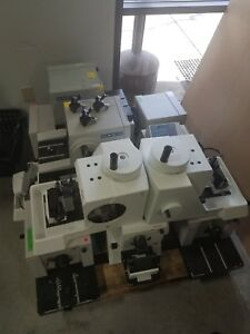 12 Leica Microm Microtomes All 12 For 4 000 00 As Is Plus S h