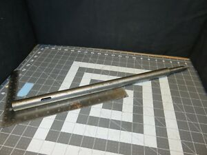 Mt2 To Mt2 Morse Taper 17 Extension Adapter Drill Sleeve 20 Oal
