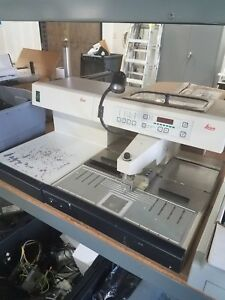 Leica Eg 1150 Paraffin Embedding Station And Cold Station Works As Is 2 500 00