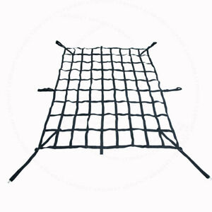 Fit Subaru Cargo Net Rear Trunk Luggage Holder Tail Gate Storage Trailer Web