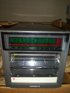 Yokogawa Model 436004 r1000 Industrial Chart Recorder