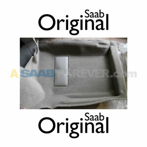 Genuine Saab 9000 Carpet Lh Front Drivers Discontinued Nla 4822599