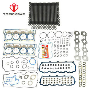 Replacement For Arp Head Bolts Stud Head Gasket 20mm Dowels For 03 10 Ford 6 0