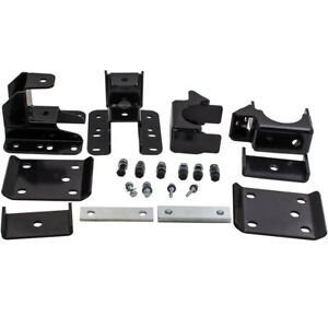 5 6 Kit Flip Rear Axle Lowering For Chevy Silverado 1500 Pickup 07 18 Drop