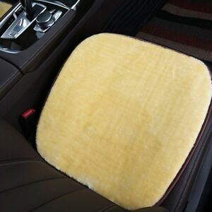Winter Car Seat Covers Universal Plush Cushion Cover Car Seat Protector Warm Wk