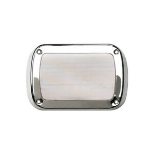 1955 2nd Series 1956 1957 1958 1959 Chevrolet Gmc Truck Speaker Cover Chrome