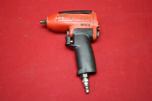 Snap on Tools Mg325 3 8 Dr Air Impact Wrench Free Shipping