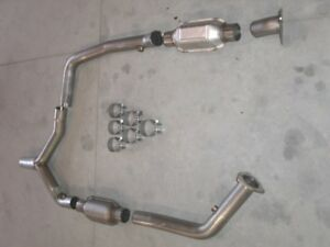 Stainless Works Chevy Camaro Firebird 2000 02 Exhaust Catted Sswca0002dc