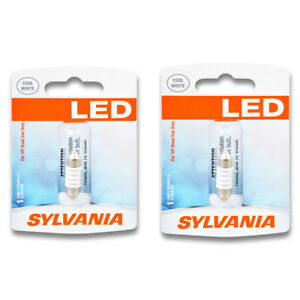 Sylvania Syled Map Light Bulb For Honda Insight Crosstour Accord Ridgeline Ex