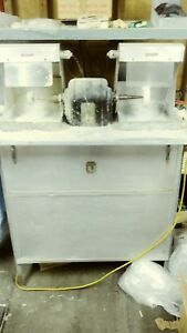 Must Have Handler Vacuum Polishing Unit Dental Lab Equipment Used Great Conditio