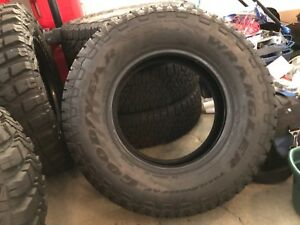 Goodyear Wrangler Trailrunner At All Terrain Tire Tires 255 70 16