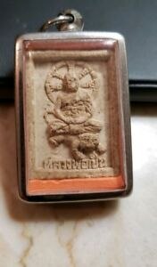Thai Buddhist Temple Amulet