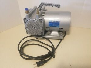 Ulvac Da 60s Diaphragm Dry Vacuum Pump Manual Excellent