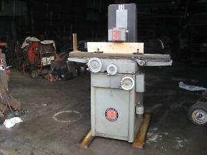Reed Surface Grinder