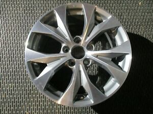 2012 12 2013 13 Honda Civic 17 Factory Wheel Oem Rim 64025