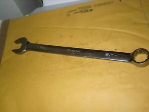 Snap On Oexm270b Metric 27mm 12 Point Combination Wrench Usa