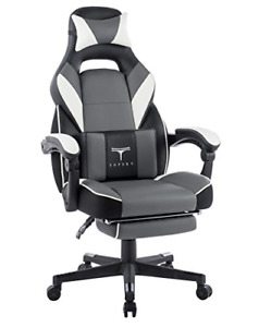 Topsky High Back Racing Style Pu Leather Executive Computer Gaming Office Chair