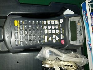 Brother P touch Pro Xl Pt 1650 Label Printer