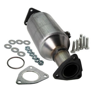 New Catalytic Converter W Gasket For 98 02 Honda Accord Lx Ex Coupe 2 3liter I4