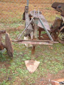 Heavy Duty 3 Point Hitch Single Bottom Plow Potato Plow