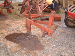 Heavy Duty 3 Point Hitch Single Bottom Turning Plow
