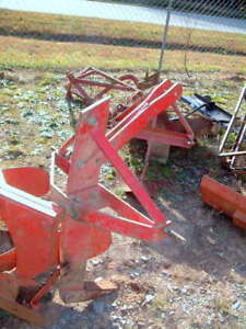 Heavy Duty Single Shank Ripper 1 Shank Ripper 1 Shank Sub Soiler 44 Totaheight
