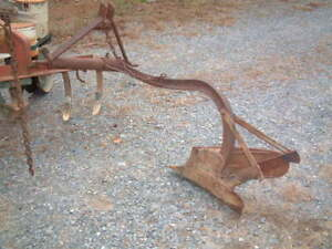 Heavy Duty 3 Point Hitch Single Bottom Plow Turning Plow
