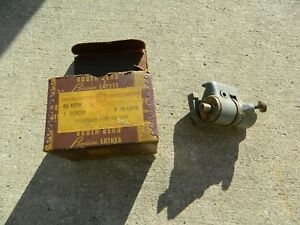 South Bend 9 10k Lathe Mcs 103nk Mircometer Carriage Stop In Original Box Nos