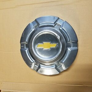 69 70 71 72 Chevy Pick Up Truck Hub Cap Dog Dish 1 2 Ton 10 5 Inches