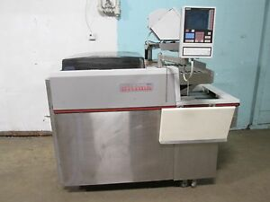 hobart Uws H d Commercial Digital Meat deli Wrapping Machine W Label Printer