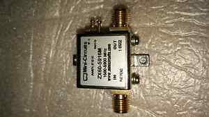 Mini circuits Zx60 5916m s Amplifier 1500 5900mhz