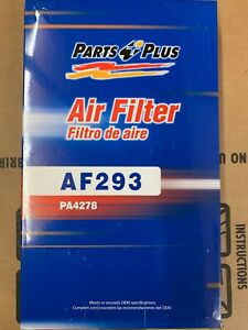 Air Filter Parts Plus Af293