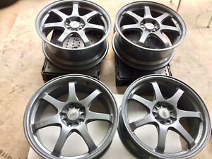 Mugen Gp Wheels Forged