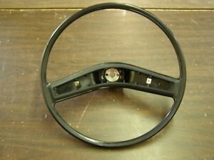 New Repro 1971 1977 Ford Truck Steering Wheel 1972 1973 1974 1975 1976 Bronco