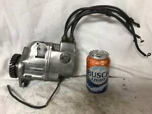 American Bosch Corp 4 Cylinder Old Vintage Hit Miss Engine