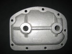 Gm Ford Borg Warner T10 4 Speed Side Cover Dated 2 4 63