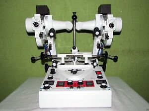 Synoptophore Stereoscope Strabismus And Amblyopia Unit Free Shipping