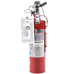 2 5 Lb Abc Fire Extinguisher Rechargeable Dot Vehicle Bracket Ul 1a 10b c Tagged
