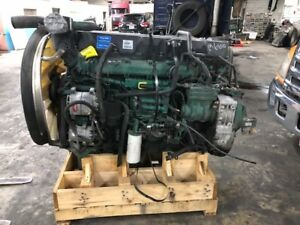 2013 Volvo D13 Diesel Engine For Sale 1 Year Warranty 355k Miles Free Ship Ready