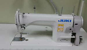 Juki Ddl 8700 Industrial Single Sewing Machine Head Only No Legs Table Motor