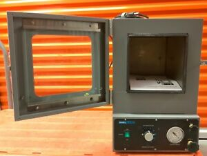 Vwr Sheldon Labs Vacuum Oven Stainless 1 4 Svac1e Benchtop Laboratory Oven