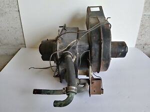 1959 Chevrolet Corvette Original Blower Motor And Heater Core