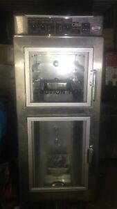 Commercial Oven Nu Vu Model Ub e4 8